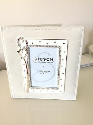 "- New - ""Loving Hearts "" Photo Album - By Gibson"