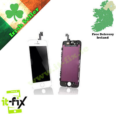 Apple iPhone 6 Replacement Lcd Touch Screen Digitizer Glass Assembly Unit- White