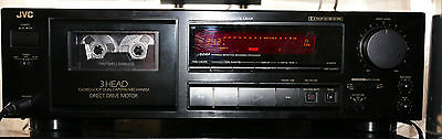 JVC TD-V542 Cassette deck 3 head dual capstan manual bias tuning
