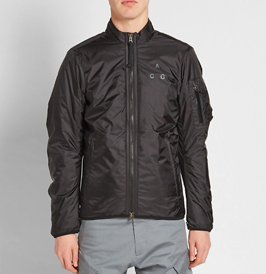 Nike NikeLab ACG Metamorphosis Gore-Tex Black Jacket Men's Sizes M-XXL