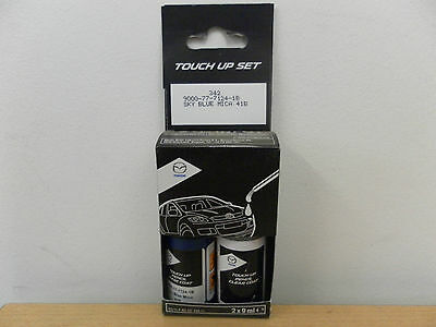 Sky Blue 41B Mica Touch Up Paint Mazda Brand New Genuine Part
