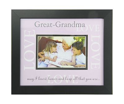 The Grandparent Gift Co. Great-Grandma Love Frame 2 Day Shipping