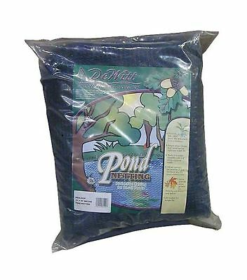 Dewitt PN303232 Deluxe Pond Protection Net 32 X 32 Foot NO TAX