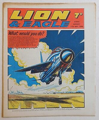 LION and EAGLE Comic - 17th May 1969