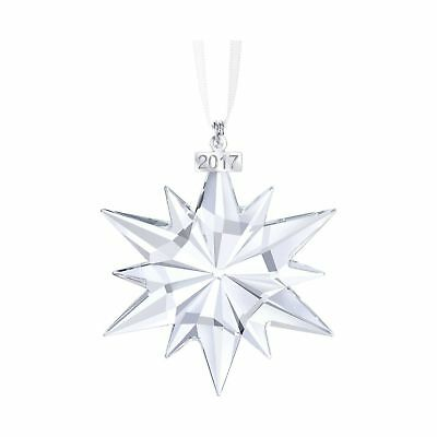 New 2017 Swarovski 5257589 Annual Edition Christmas Ornament 2 Day Shipping