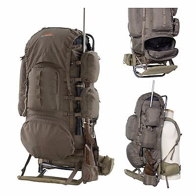 EXTERNAL FREIGHTER FRAME Backpack Large Hunting Hiking Camping ...