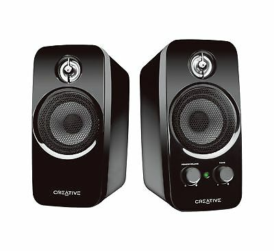 Creative Inspire T10 2.0 Multimedia Speaker System with BasXPo... 2 Day Shipping