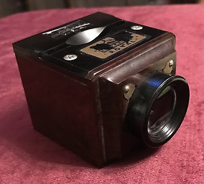 1950's Zadiix 35MM Royal De-Luxe  Bakelite  Slide Strip Viewer