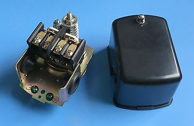 water pump pressure switch 20/40 psi heavy duty water well pressure control