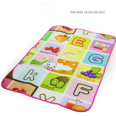 Educational Baby Play Mat Toy Carpet Play mat  Children Rug Soft Floor Puzzle