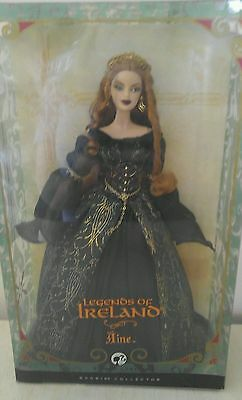 Legends of Ireland Fairy Queen of Munster Aine Barbie Doll SILVER LABEL #L9638