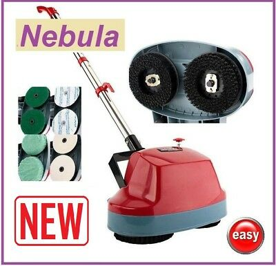 NEW Timber Carpet Tile Hard Floor Polisher Wax Cleaning Buffer Cleaner Machine