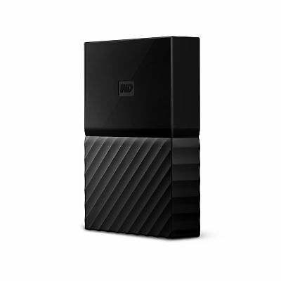 WD 2TB Black My Passport for Mac Portable External Hard Drive ... 2 Day Shipping