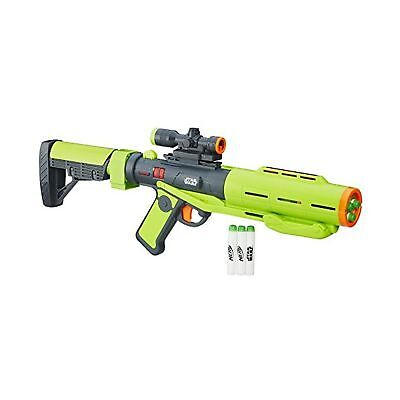 NERF Star Wars Rogue One Imperial Death Trooper Deluxe Blaster 2 Day Shipping