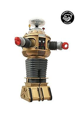 Lost In Space Electronic Lights & Sounds B9 Robot Golden Boy Edition NO TAX