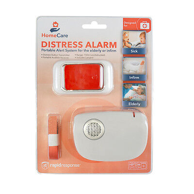 Home Care Distress Alarm Rapid Response For Elderly Sick Imfirm Disable