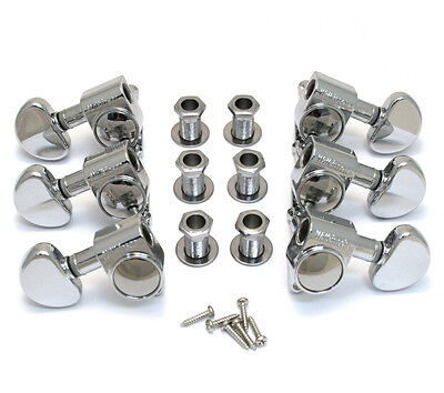 New Guitar Parts Wilkinson WJ03 3L3R Tuners Chrome
