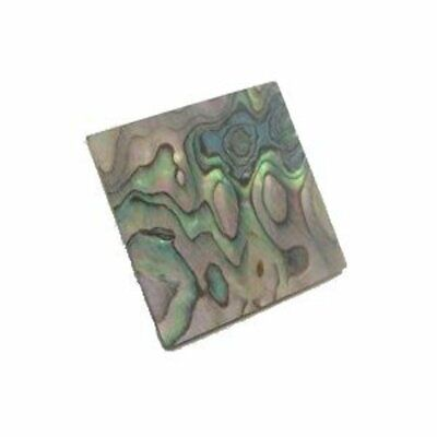 New Guitar Parts Shell Piece - Green Abalone