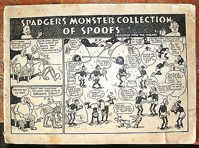 SPADGERS MONSTER COLLECTION OF SPOOFS - D C Thomson & Co Ltd 1935