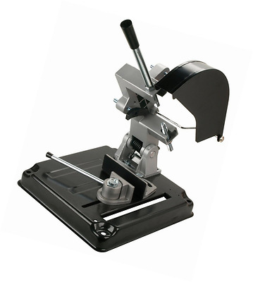Wolfcraft 5018000 33x35x51cm Cutting Stand for One-Hand Angle Grinders 180/230mm