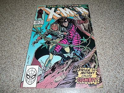 Uncanny X-Men 266 First Appearance Of Gambit
