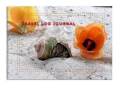 Caravan or Motorhome Owners, Travel Record Log & Journal - Hermit Crab D5