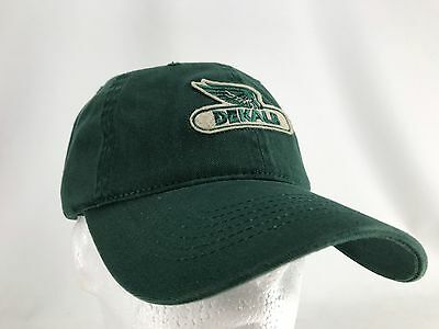 Dekalb Hat Cap Green Slouch Adjustable NWOT