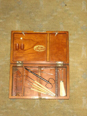 Antique George Tiemann Co Surgeons Set
