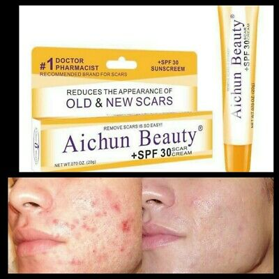 Strong Acne Scar Spots Removal Hyaluronic Acid Serum Clarifying skin