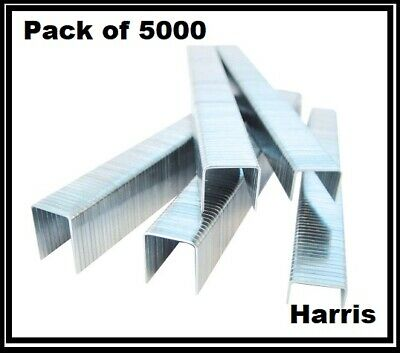 HEAVY DUTY STAPLES TYPE 53 8mm, 10mm, 12mm PACK OF 5000
