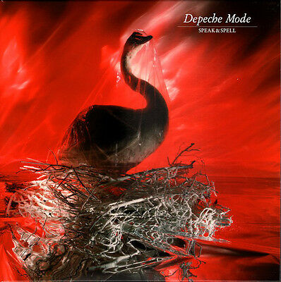 Depeche Mode ‎- Speak & Spell 180 Gram LP - SEALED - New - Music On Vinyl