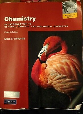chemistry an introduction to general organic and biological chemistry eleventh e