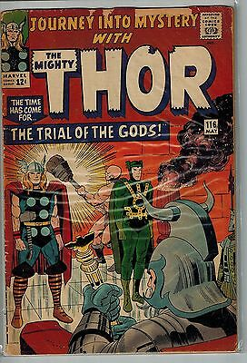 Journey Into Mystery - 116 - Marvel - May 1965