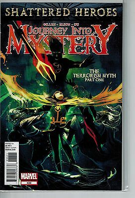 Journey Into Mystery - 633 - Marvel - March 2012