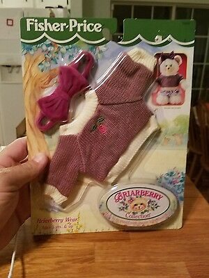 Fisher Price Briarberry Wear Collection  tenues Set #75055