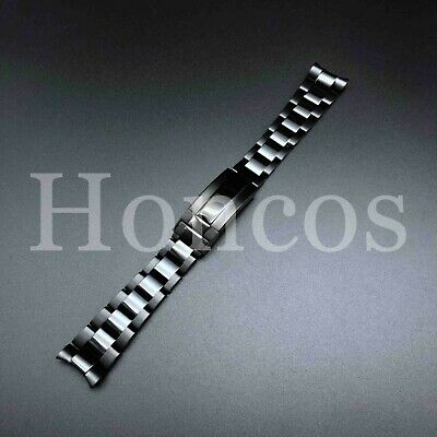 20 MM Silver President jubilee Watch Band Bracelet For Stainless fits for Rolex