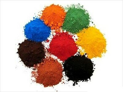 1 lbs Concrete Color Iron Oxide Pigment Powder Dye Color for Cement, Plaster