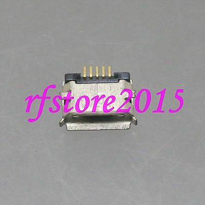 5pcs Connector Micro USB B 5Pin female jack Socket SMD Surface-Mount