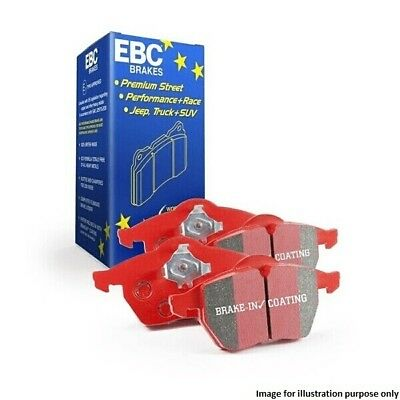DP31483C Redstuff Front Right Left Brake Pads Set Spare Audi A6 (C6/4F) By EBC