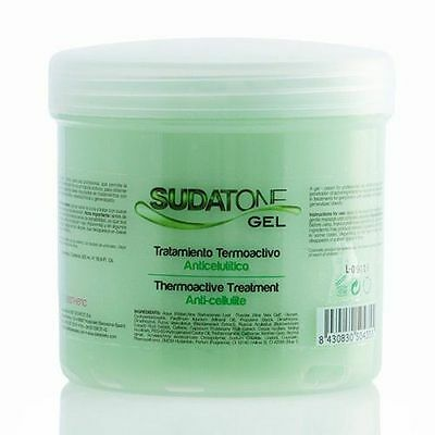 Gel Anti Céllulite Thermo Actif Sudatone 500ml NEUF