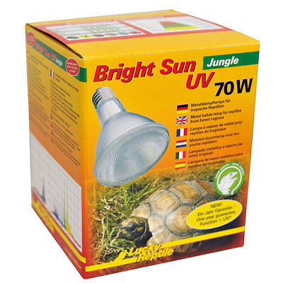 Lucky Reptile Bright Sun UV Jungle 70 Watt UVA UVB Strahler -NEU-