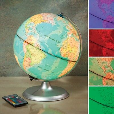 Remote Control Color Changing Globe (Without Battery)
