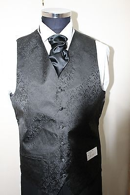 Mens And Boys Brocade Waistcoats In Various Colours