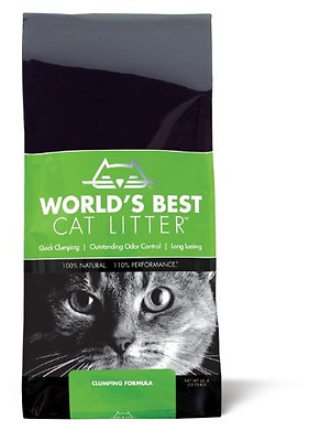 Worlds Best Cat Litter, 12.7kg, Original - Free UK Delivery - Huge Bag