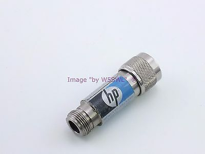 HP 8491A 3dB Attenuator DC-12.4GHz Tested and Checked (23325) -  Sold by W5SWL