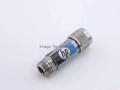 HP 8491A 3dB Attenuator DC-12.4GHz Tested and Checked (24956) -  Sold by W5SWL