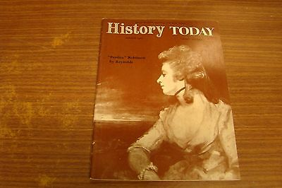 History Today - 1962, August