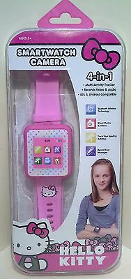 Hello Kitty SmartWatch with Camera -Pink- NEW Sealed In Package