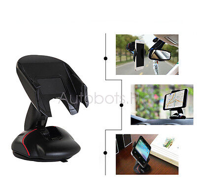 Universal Car Windshield Mount Holder Bracket For Cell Phone Mobile GPS new 2017