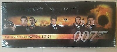 james bond 007 VHS collection - 007 video boxset
